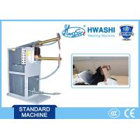 ISO Foot Operated Spot Welding Machine , Electrical Box Electrofusion Welder  Manufactures