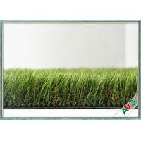 Low Maintenance Costs Playground Synthetic Grass 35 MM Height SGS Approval Manufactures