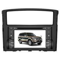 Multi Function Car Global Position System Navigator RDS CVBS S-VIDEO Output Manufactures