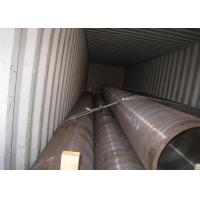 High Pressure Seamless Steel Tube Pipe Hot Rolled 38'' Heavy Wall Thickness Manufactures