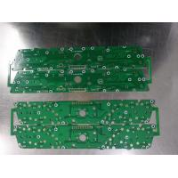 Fr4 Circuit Board / FR4 PCB Board , Double Side Pcb Green Solder Mask Manufactures