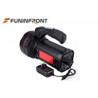 Quality Super Bright 100W Portable LED Flood Lights / Handheld Rechargeable Searchlight for sale