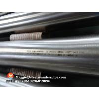 Buy cheap Incoloy pipe, B163/B407 Incoloy 800HT (N08811), 114.3*6.4*3360MM, Bright surface from wholesalers