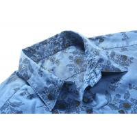 Quality Professional Clothes Garment Dyeing Service casual cotton shirts for men for sale