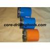 Rock Impregnated Diamond Core Bits , 6mm Diamond Drill Bit For Core Barrels Manufactures