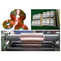 Thin Copper Sheet Metal Roll For Shielding LED Light Strip None Pinholes Manufactures