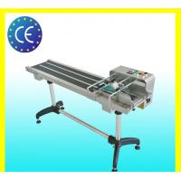 Plastic Bags Paging Machine Conveyor Electric Driven For Coding / Marking Manufactures