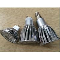 led spot lighting GU10/MR16/E14 base Manufactures
