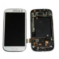 Quality Digitizer TFT LCD Screens Black 4.3 Inch For Samsung I9300 Galaxy S3 for sale