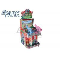 Durable Kids Lost Shooting Arcade Machines / Paradise Laser Shooting Game Manufactures