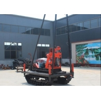 GK-180-1 Small Water Well Drilling Rig / Underground Mining Drilling Machine Manufactures