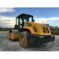 China XCMG Used Asphalt Rollers XS203J  / Old Road Roller Low Working Hours 33HZ on sale