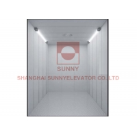 China Load 2000kg Freight Elevator With High Quality Painted Steel Material on sale