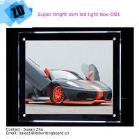 Super bright advertising use led light box Manufactures