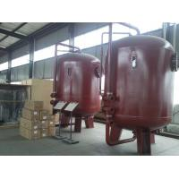 Personalized FRP Boiler Water Treatment Plant Softening Function ISO Certificated Manufactures