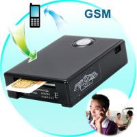 New GSM Spy Audio Listening Bug Remote Transmitter with sound activation auto callback Manufactures