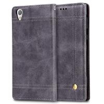 Book Cover Sony Xperia Protective Case , Screen Protection Sony Xperia L Flip Cover Manufactures