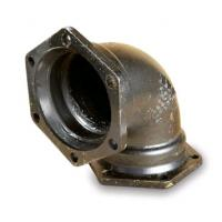 China Mechanical Joint C153 90 Degree Bend / Ductile Iron MJ X MJ 90 Degree Elbow on sale