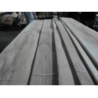 China Sliced Natural Olive Ash Wood Veneer Sheet on sale