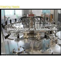 Quality SPC CGF Automatic Beverage Filling Machine 3 In 1 Water Filling Machine for sale