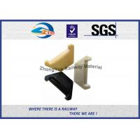 High Quality SKL14 Insulator PA66 with 30% Glass Fiber Railway Guide Plate Customized Manufactures