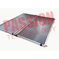 Passive Solar Heat Collector , Solar Hot Water Collector Panels No Leakage Manufactures