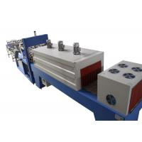 Automatic Bottle Shrink Packing Machine Double Lane 48kw Electric Driven Manufactures
