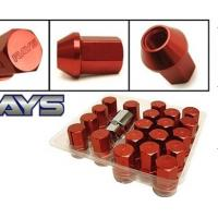 High Performance Forged Wheel Parts / 35mm Rays Formula Lug Nuts Manufactures