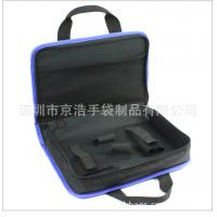 Portable Electrician Travel Tool Bag Soft Sided With Pockets 1680D Manufactures