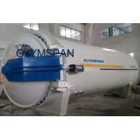 Glass laminating Autoclave with tripartite safety precautions Manufactures