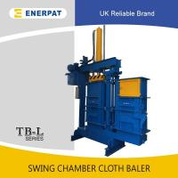Used clothing/clothes baling machine with CE approved Manufactures