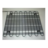 Different Specifications Wire On Tube Condenser / Refrigerator Spare Parts Manufactures