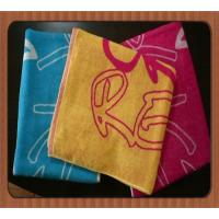China Promotion high quality sublimation printing quick-dry  beach towel Manufactures