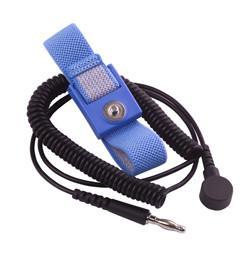 Antistaic Removable alligator clip adjustable wrist strap Manufactures