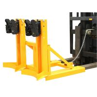 Upgrated Eager-gripper Clamp Drum Clamping Attachment with 540-690mm Adjusting Height Manufactures