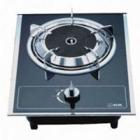 Single-head Gas Stove with Auto Impulse Ignition, Measures 330 x 430mm Manufactures