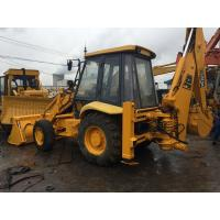 JCB 3CXSecond Hand Wheel Loaders 2012 , Front Loader Construction Equipment  Manufactures