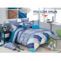 Beautiful Polyester Materail Home Bedding Sets , Custom Size Toddler Bedding Sets Manufactures