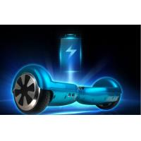 Hands free Two Wheel Self Balancing Unicycle , Battery Operated Electric Balance Board Manufactures