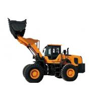 Engineering And Construction Medium Wheel Loader , Compact Tractor Loader Manufactures