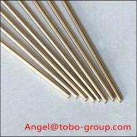 ASME B466 C70600 U Type Copper Nickel Pipe For Air Condition / Refrigetor Manufactures