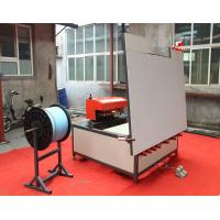 380V 60HZ Heated Roller Press Table , hot roll press 2m / min speed Manufactures