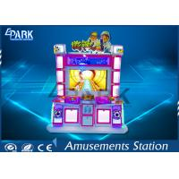 Interactive Parkour Arcade Machine Coin Operated Video Entertainment Equipment Manufactures