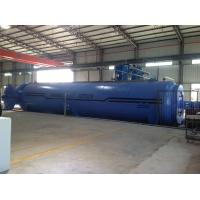 Composite Materials Pressure Vessel Autoclave Temperature With Plc Control System Manufactures