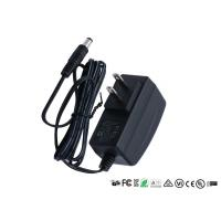 5V 1A 1.5A 2A 9V 1A 24V AC DC Power Adapter UL Listed US Plug Switching Power Supply Manufactures