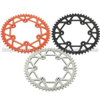 Anodizing Aluminum Alloy 7075 Dirt Bike Rear Sprockets KTM 125 – 530 All Models Manufactures