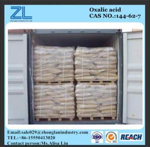 effluent/waste water treatmentoxalicacid99.6% Manufactures