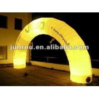 Colored Sections of 2017 New Inflatable Arches With Inflatable Party Tent Manufactures