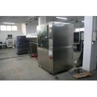 Stainless Steel IP Enclosure Water Spray Test Chamber IEC 60529 Standard Manufactures