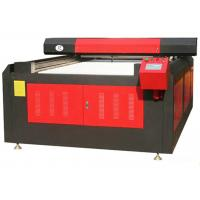 3D Color Laser Printer Leather Cutting Machine For Shoe Upper / Clothing Fabric Manufactures